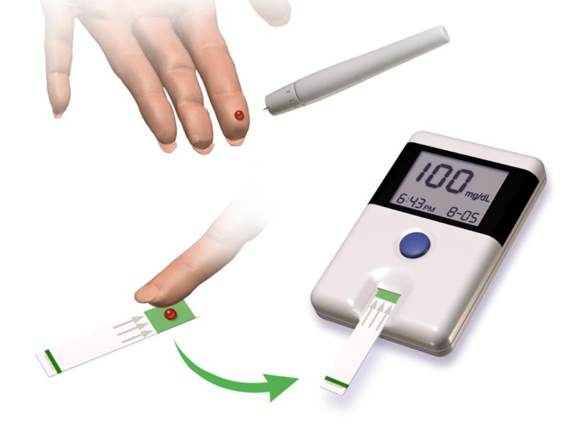 Best portable diabetic strip tester