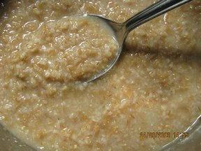 long wheat mash diet